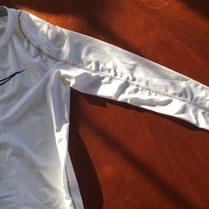 Nike Pro Shirts & Tops - Nike Pro Dri-Fit long sleeve shirt